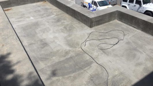 Cementitious Waterproofing Membrane 1