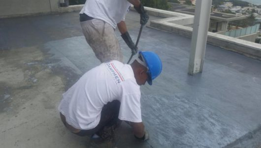 Cementitious Waterproofing Membrane 2